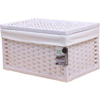 White Paper Rope Trunk White